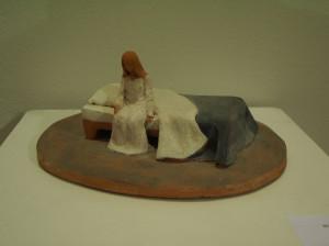 Un'opera esposta nell'edizione 2012 della Mostra