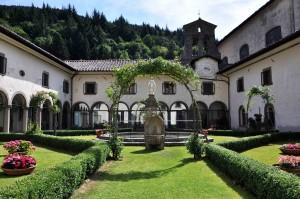 Il santuario dell'eremo di Camaldoli