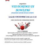 Torneo di bowling 2016