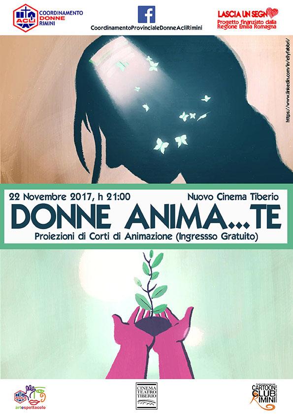 abbastanza DONNE ANIMA…TE il 22 novembre al cinema Tiberio di Rimini » www  IB15